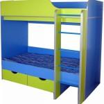 кровать детская двухярусная в Караганде