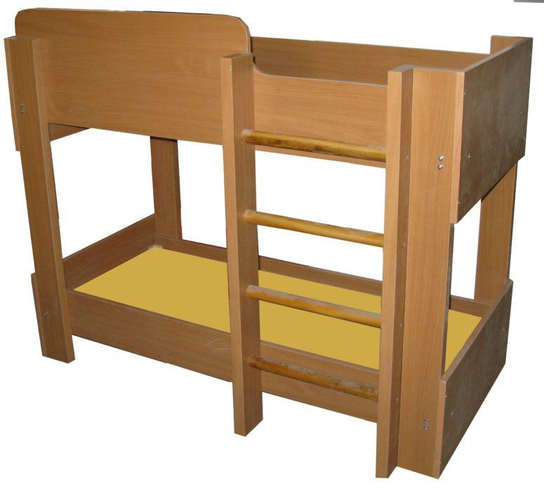 кровать детская 2ярусная