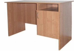Стол с подвесной тумбой С03-1