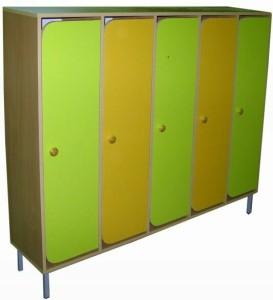 шкаф пяти секционный для одежды в Караганде