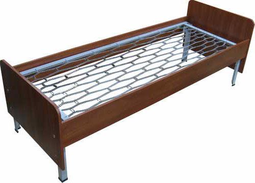 кровать с плосковитой сеткой в Караганде