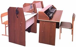 Комплект для лингафонного кабинета в Караганде