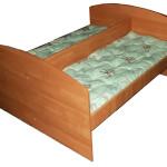Кровать двухсторонняя детская в Караганде