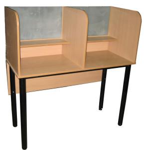 Стол ученический для лингафонного кабинета