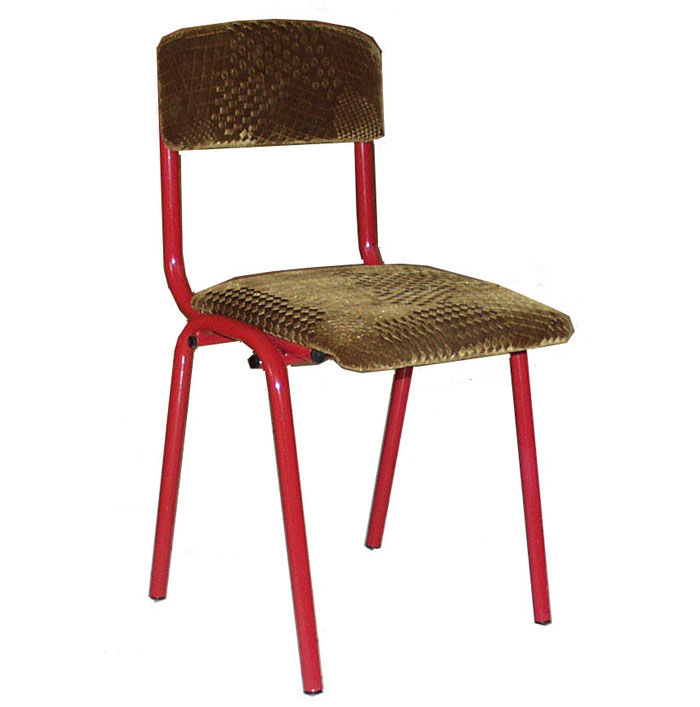 стул ученический полумягкий