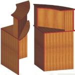 Столы библиотечные