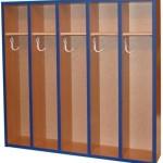 Шкафы для горшков, полотенец, одежды