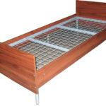 Кровать на сварной сетке
