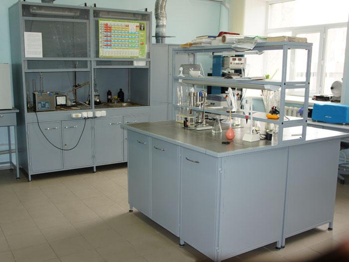 Лабораторная мебель ТОО