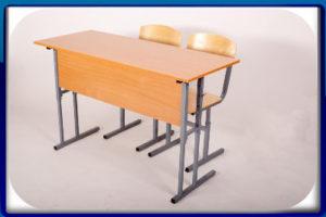 парты столы ученические Экспериментальный завод №1 Караганда