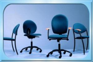 стулья офисные Экспериментальный завод №1 Караганда